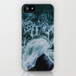 Sea 9 iPhone Case