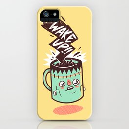 Alive! iPhone Case