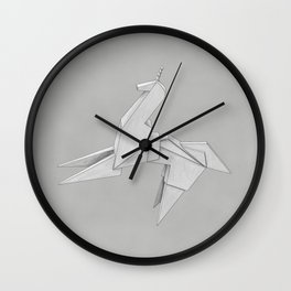 Origami - Blade Runner Wall Clock