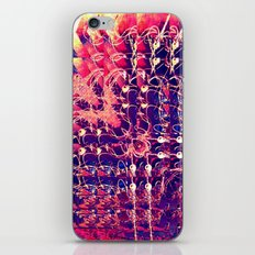 07-27-13 (Chandelier Glitch) iPhone & iPod Skin