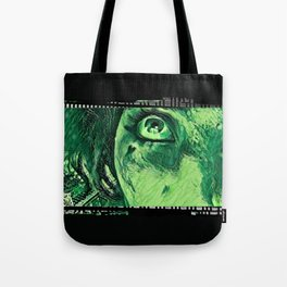 Down From Above: Hearts of Venom Tote Bag