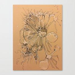 Dandelion #1 Canvas Print