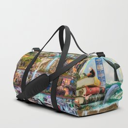 The Amazing Animal Kingdom Duffle Bag
