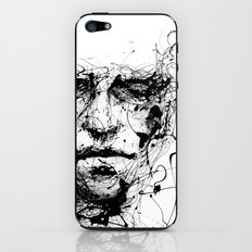 lines hold the memories iPhone & iPod Skin