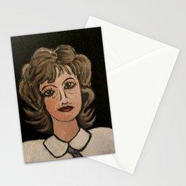 Melancholic Virginia Stationery Cards