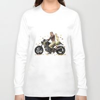jjba Long Sleeve T-shirts featuring Vintage Melone by D.Maula