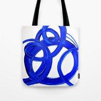 matisse Tote Bags featuring MATiSSE by Linnea Heide