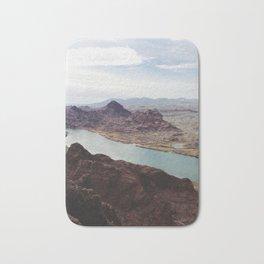 The Colorado River Bath Mat