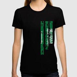 Proud Of Saudi Arabia - SAU T-shirt
