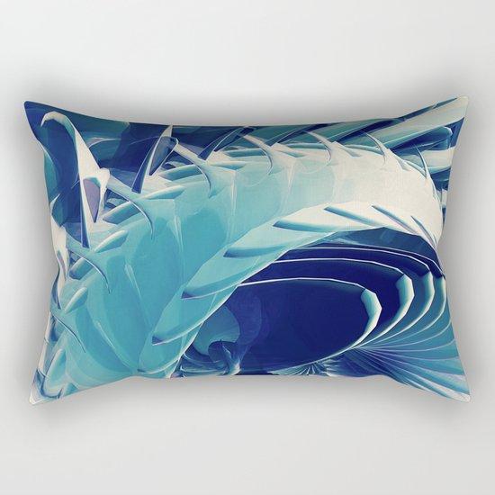 Space Abstract  Rectangular Pillow