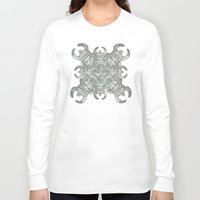 demon Long Sleeve T-shirts featuring Demon by Sandeep Barot