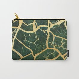 KINTSUGI  ::  Let Go Carry-All Pouch