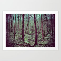 hollow Art Print