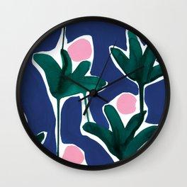 Protea Wall Clock