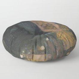 MIDSUMMER EVE - EDWARD HUGHES  Floor Pillow
