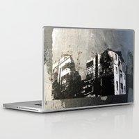 sticker Laptop & iPad Skins featuring Sticker City by Shy Photog
