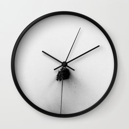 Stardust negative Wall Clock