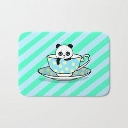 A Tired Panda Bath Mat