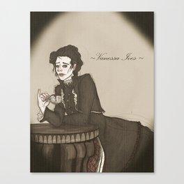 Vanessa Ives Canvas Print
