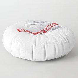 Eat Sleep Sculpting Repeat Sculpture Carving Chisel Moulding Gift Floor Pillow
