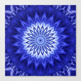 Mandala Recreation Canvas Print