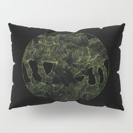 Unearthed Lines Pillow Sham