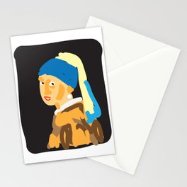 vermeer Stationery Cards