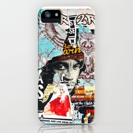 Born To Roll iPhone Case