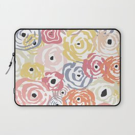 Colorful Flower Bundle Laptop Sleeve