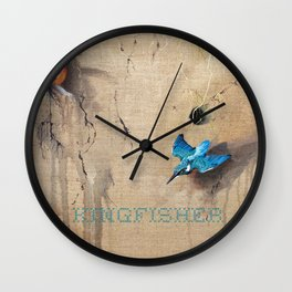 Kings of the Flea Market  Wall Clock