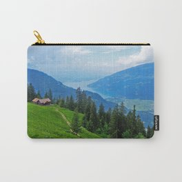 Above Interlaken Carry-All Pouch
