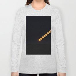 Summer Moon Long Sleeve T-shirt