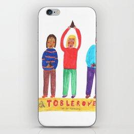 Toblerone. iPhone Skin