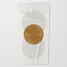 Perfect Touch Light II Beach Towel