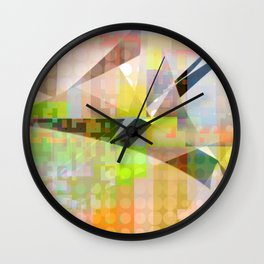 i wish those days Wall Clock