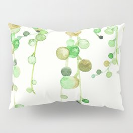 Behind the Vines Pillow Sham