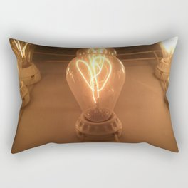 Bright Idea Rectangular Pillow