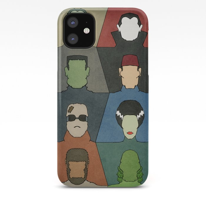 A Universal Horror iPhone Case