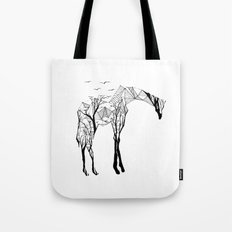 Camelopardalis Tote Bag