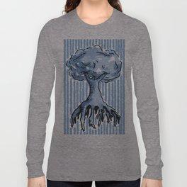 Blue Tree Long Sleeve T-shirt