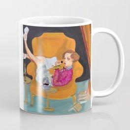 """""""mary, sunday afternoon"""" Coffee Mug"""