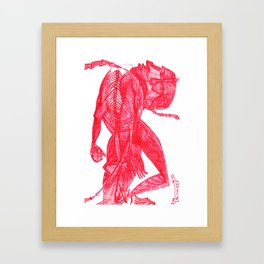 23-iii-96 Framed Art Print