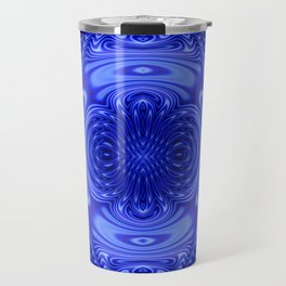 Flow Blue Travel Mug