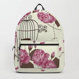 Art Flowers V12 Backpack