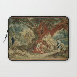 Resting Diana, from the Triumph of the Gods Laptop Sleeve