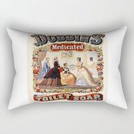 Dobbins' Toilet Soap...It's Medicated Rectangular Pillow