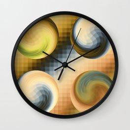 Encuadre Wall Clock
