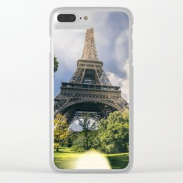 Stand Tall Clear iPhone Case