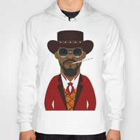 django Hoodies featuring DJANGO by Capitoni