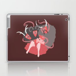Demons #A06 Laptop & iPad Skin